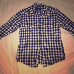 Men's casual button down